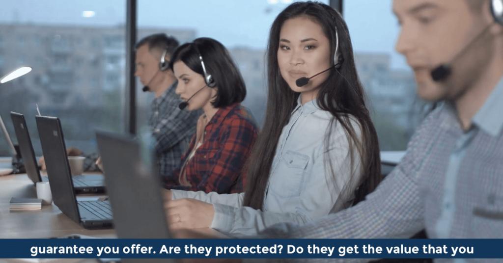 Customer support satisfaction