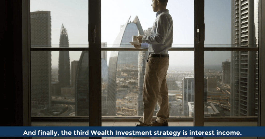 High Interest Investments Monthly Income