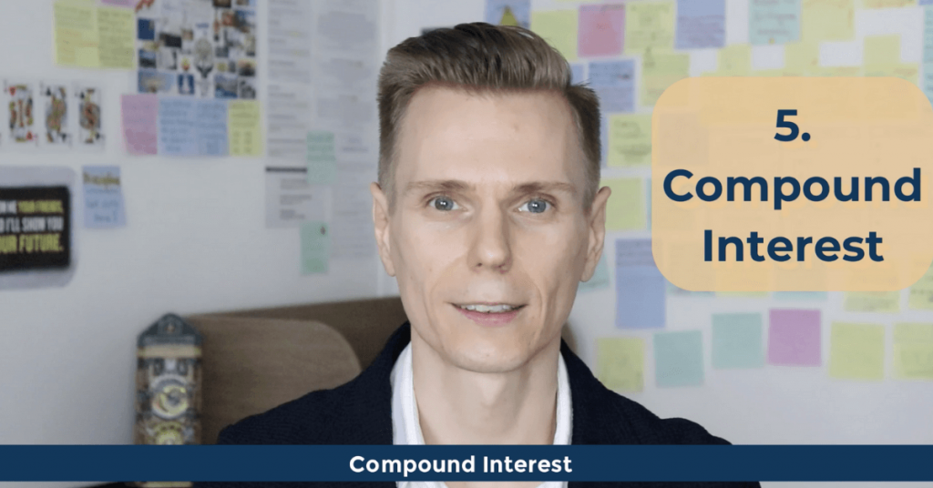 Personal Finance Terms - Compound Interest