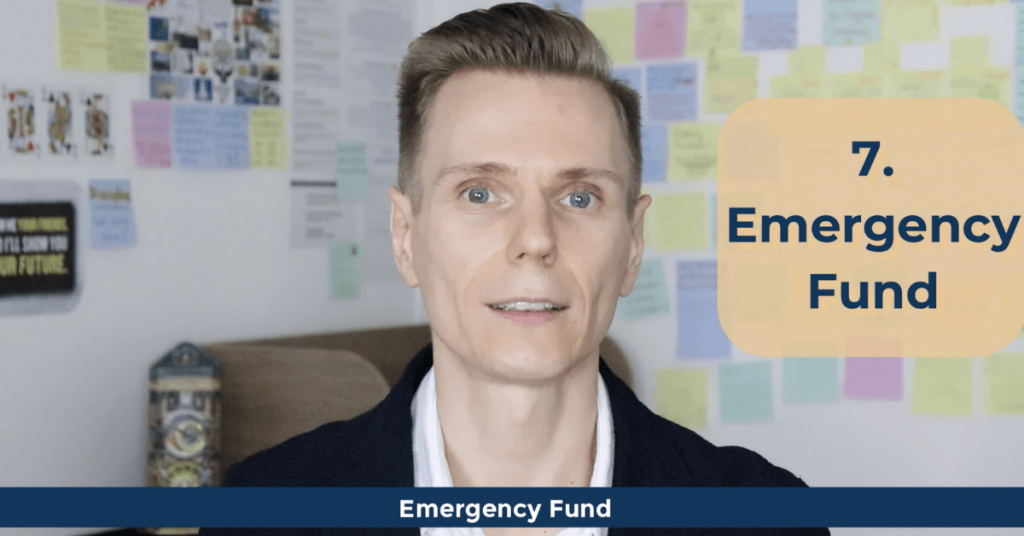 Personal Finance Terms - Emergency Fund