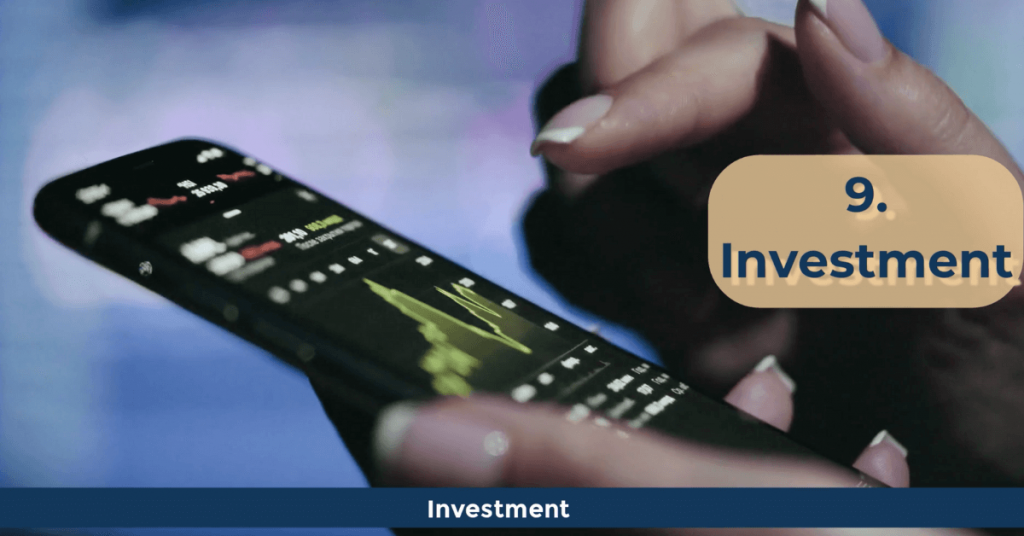 Personal Finance Terms - Investment