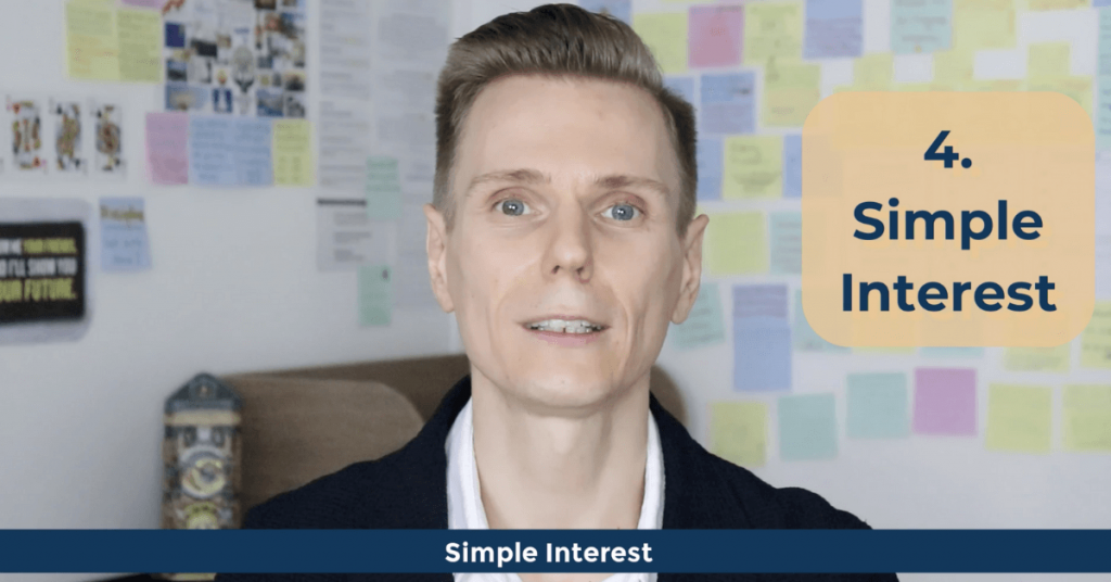 Personal Finance Terms - Simple Interest