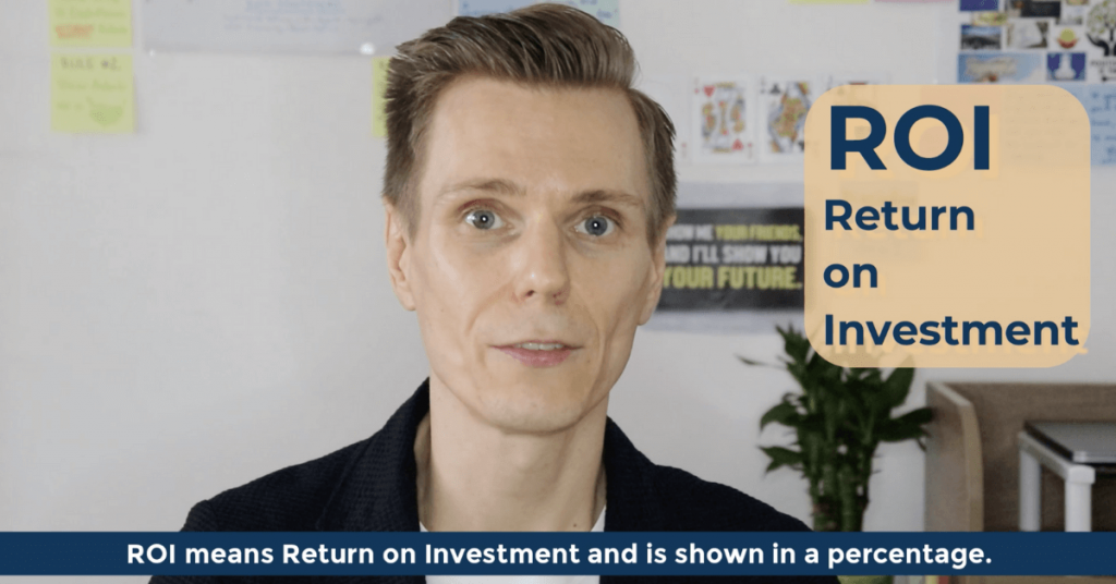 SEO Acronyms ROI Return on Investment