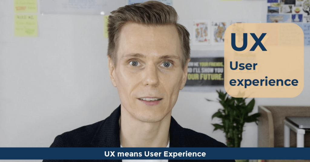 SEO Acronyms UX User Experience