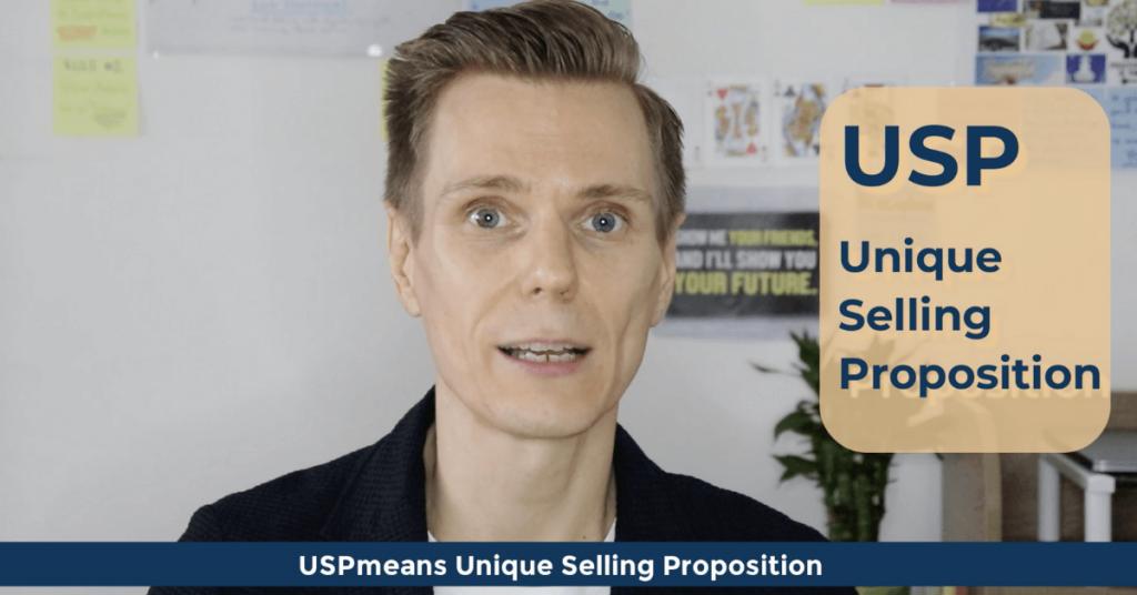 USP Unique Selling Proposition