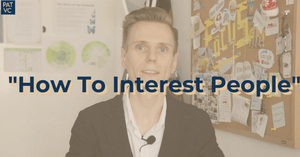 How To Interest People - How To Win Friends and Influence People
