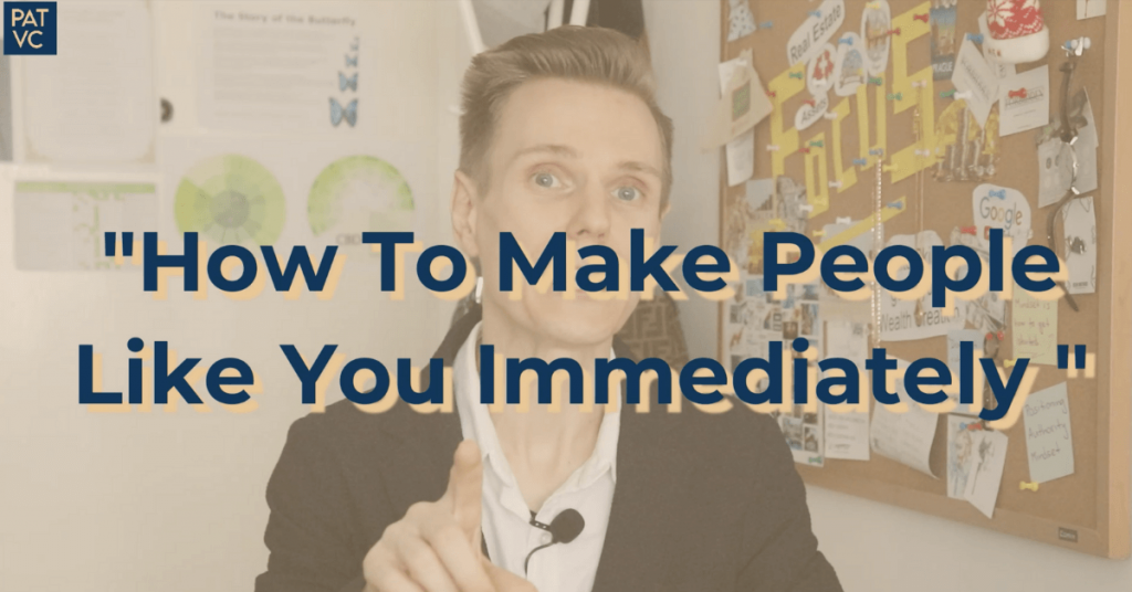 How To Make People Like You Immediately - How To Win Friends and Influence People