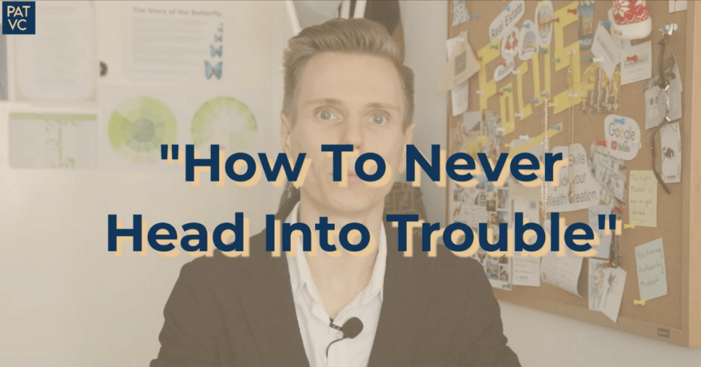 How To Never Head Into Trouble - How To Win Friends and Influence People