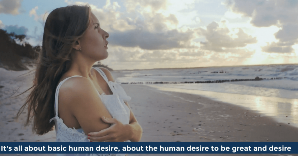 Pat VC - It is all about basic human desire