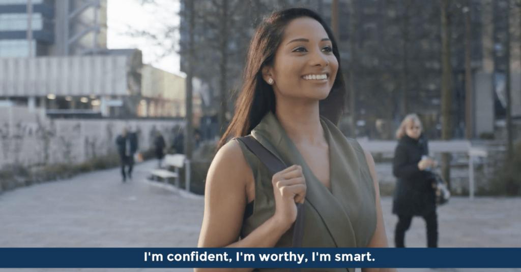 Pat VC - I am confident I am worthy I am smart