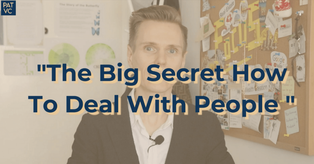 The Big Secret How To Deal With People - How To Win Friends and Influence People