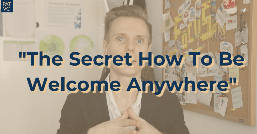 The Secret How To Be Welcome Anywhere - How To Win Friends and Influence People