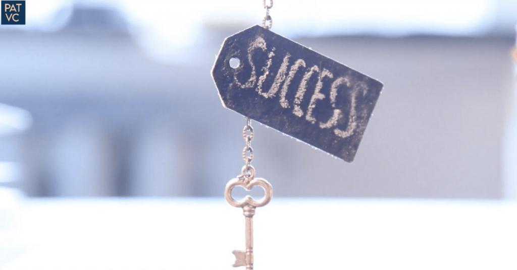 Pat VC - The Success Key