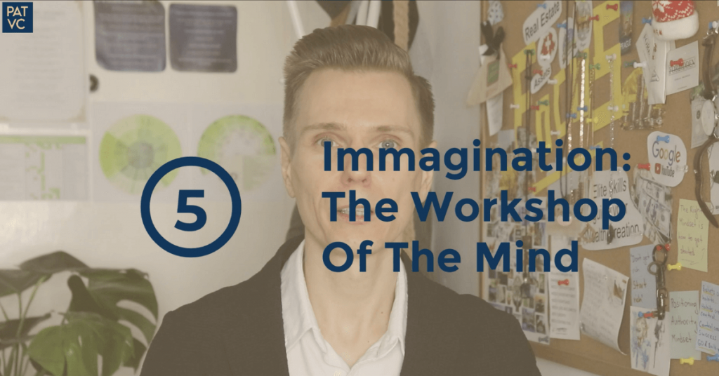 Think and Grow Rich - Imagination