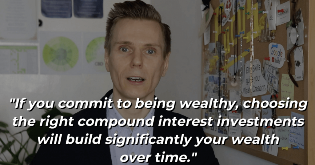 Pat VC - If you commit to being wealthy