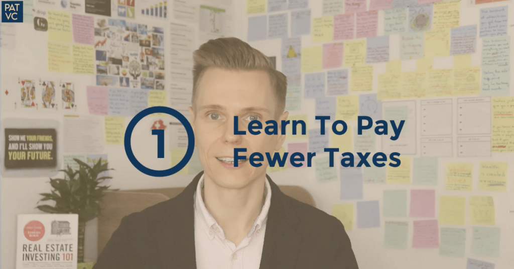 Real Estate Investing 101 Book Review - Learn To Pay Fewer Taxes