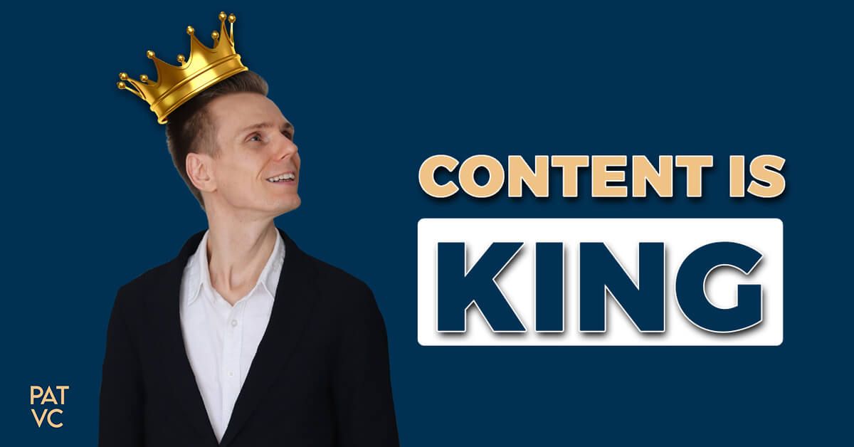 Content Is King - How To Dominate SEO With 5 Strategic Pillars