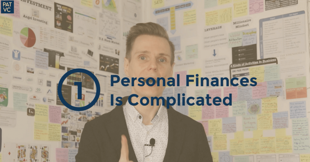 Money Myths 1 - Managing Personal Finances Is Complicated