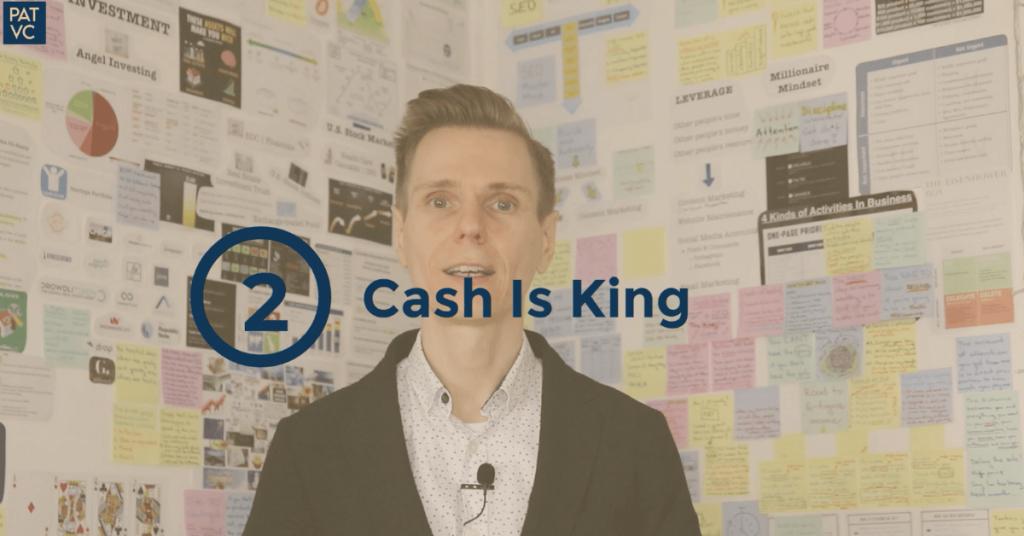 Money Myths 2 - Cash Is King