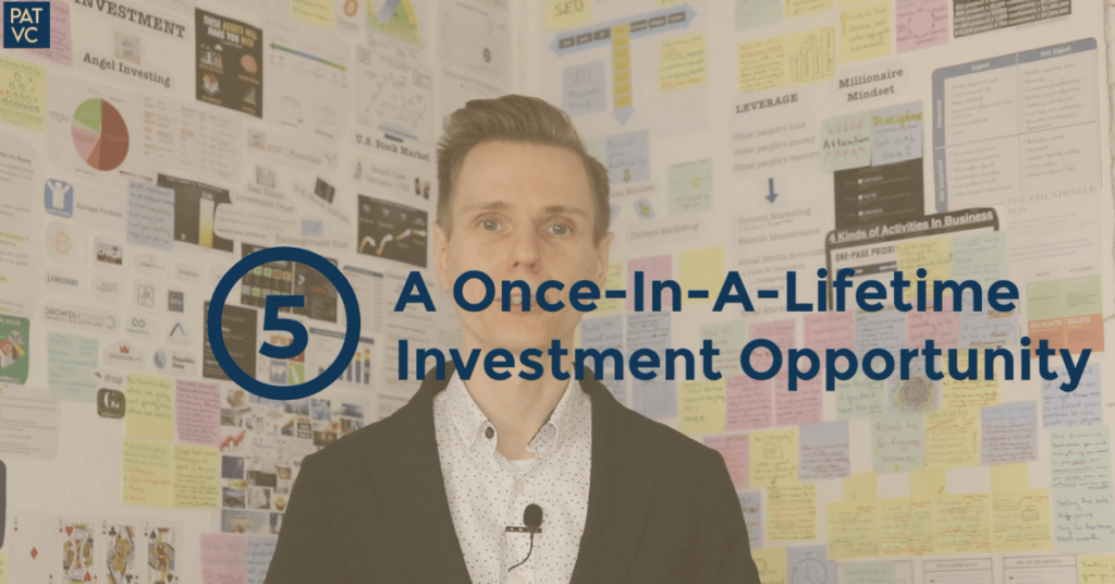 Money Myths 5 - A Once In a Lifetime Investment Opportunity