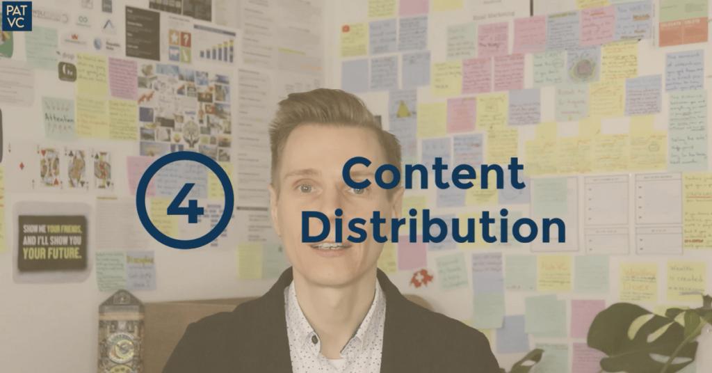 Pat VC - Content Is King - Content Distribution