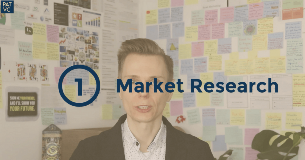 Pat VC - Content Is King - Market Research