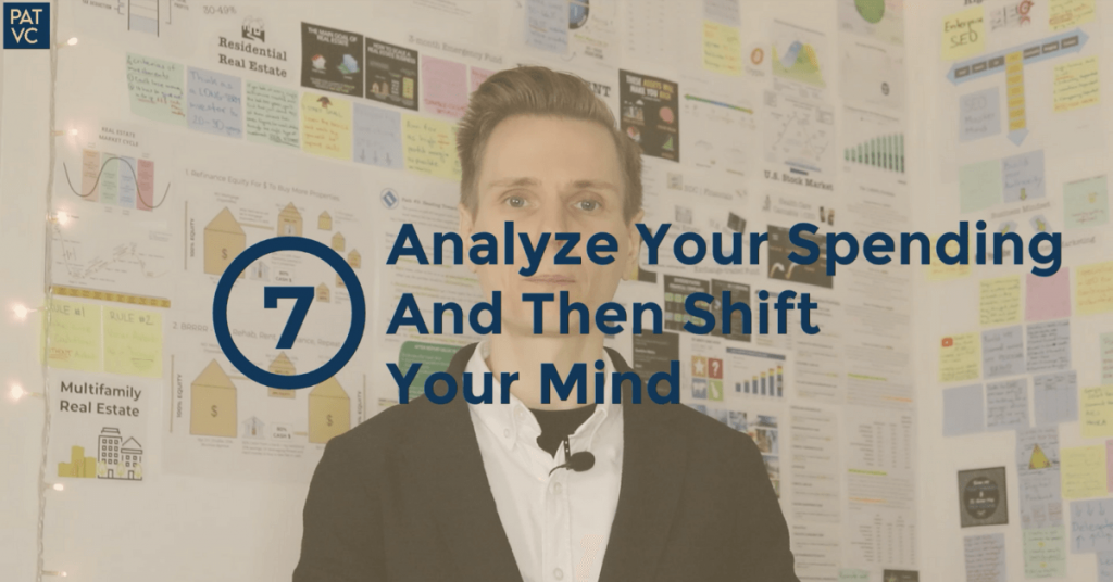 Before You Invest - Analyze Your Spending And Then Shift Your Mind
