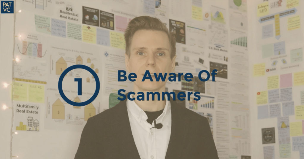 Before You Invest - Be Aware Of Scammers