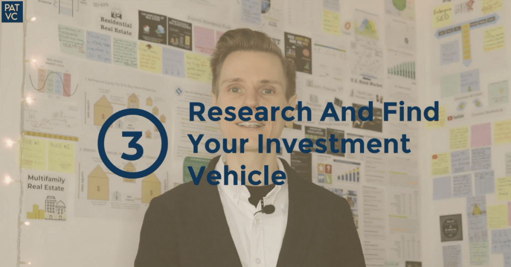 Before You Invest - Research And Find Your Investment Vehicle