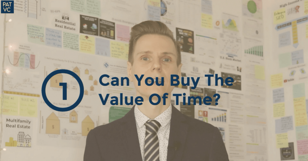 Can You Buy The Value Of Time?