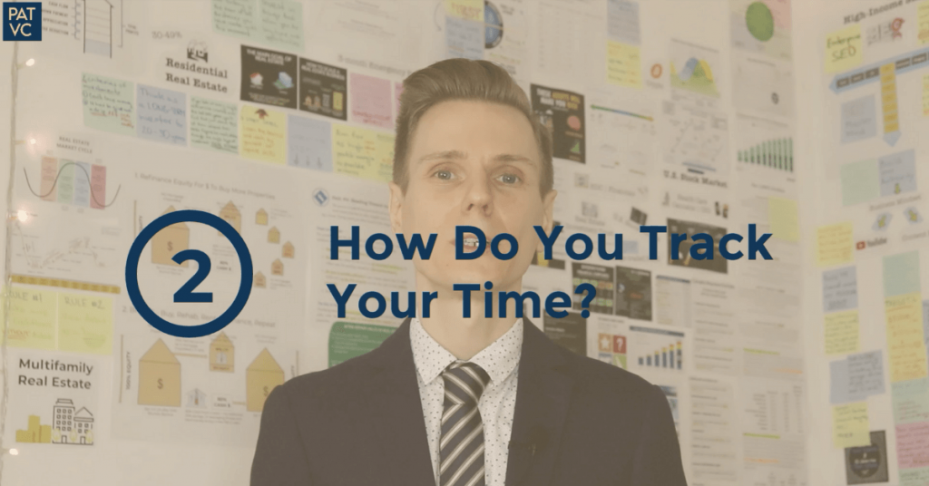 How Do You Track Your Time?