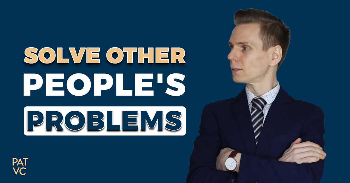 Other People's Problems - The Third Doer Leverage Strategy