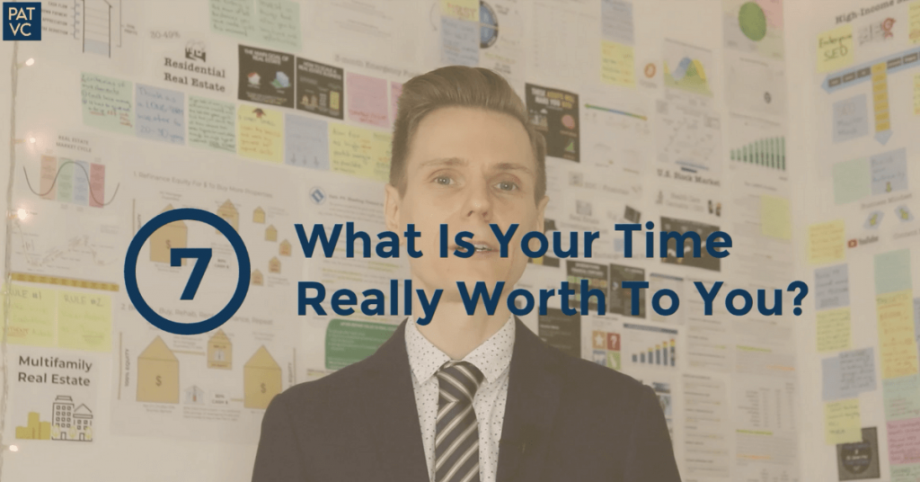 What Is Your Time Really Worth To You?