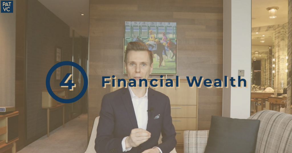 Invest your time in financial wealth