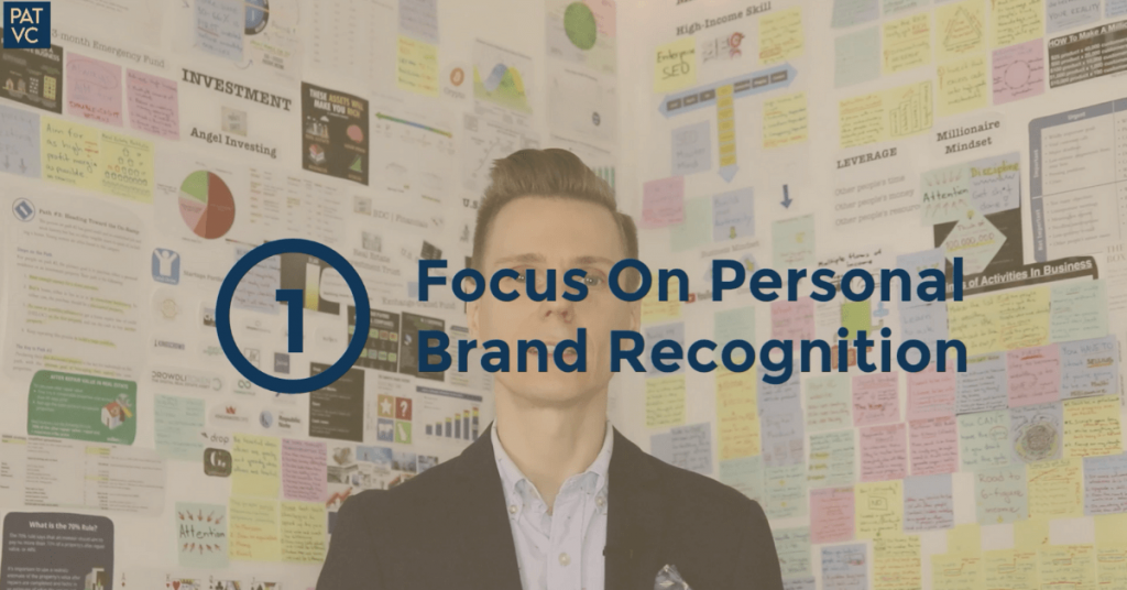 Organic Search Traffic - Focus On Personal Brand Recognition