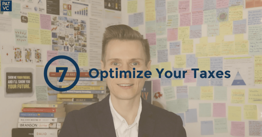 Practical Money Skills - Optimize Your Taxes