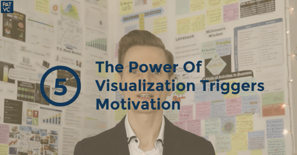 The Power Of Visualization Triggers Motivation