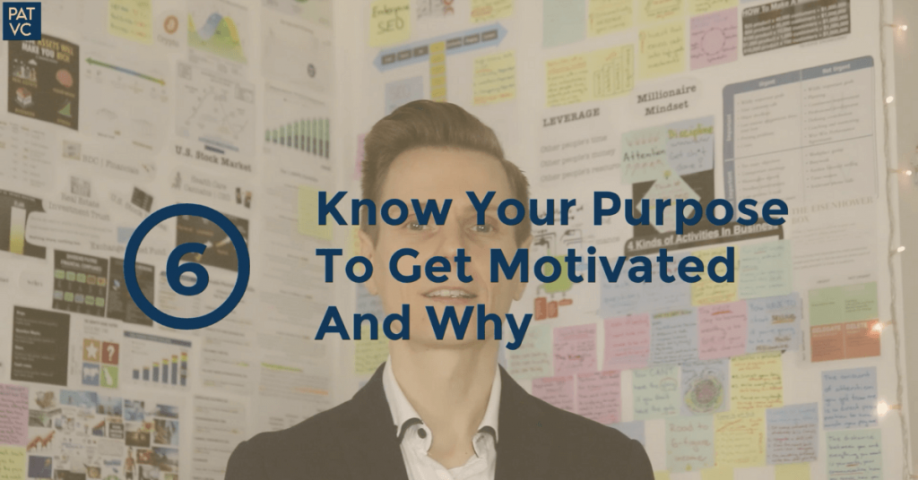 What Is Your Purpose To Get Motivated To Work