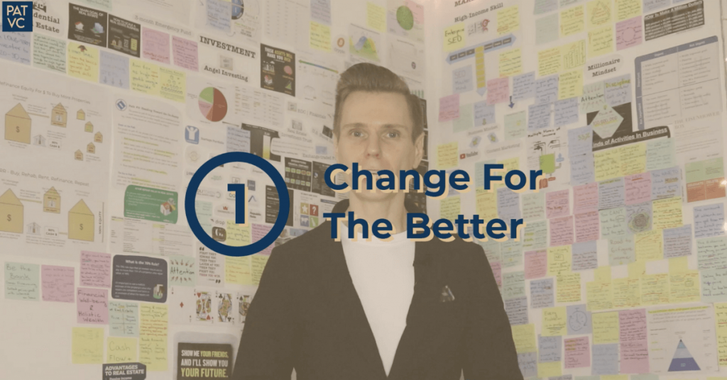 3 Types Of Change - Change For The Better
