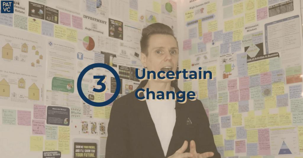3 Types Of Change - Uncertain Change