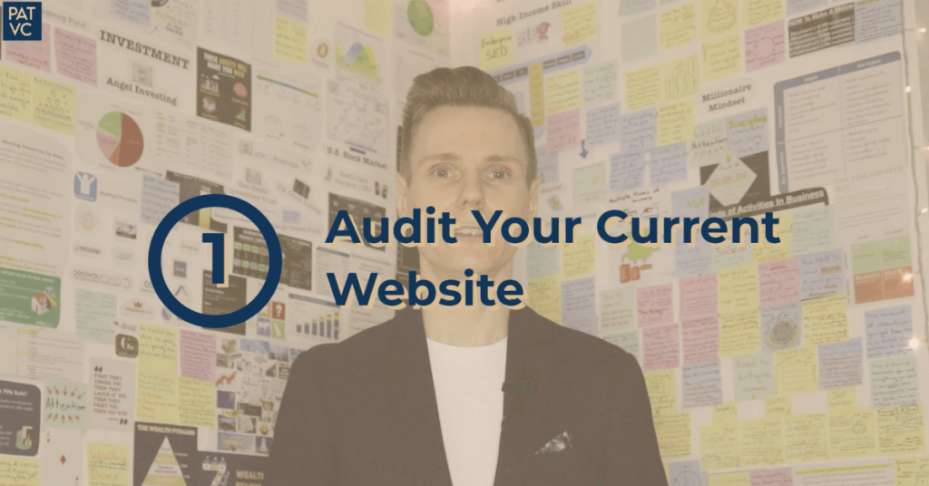 Local Real Estate SEO Strategies - Audit Your Current Website