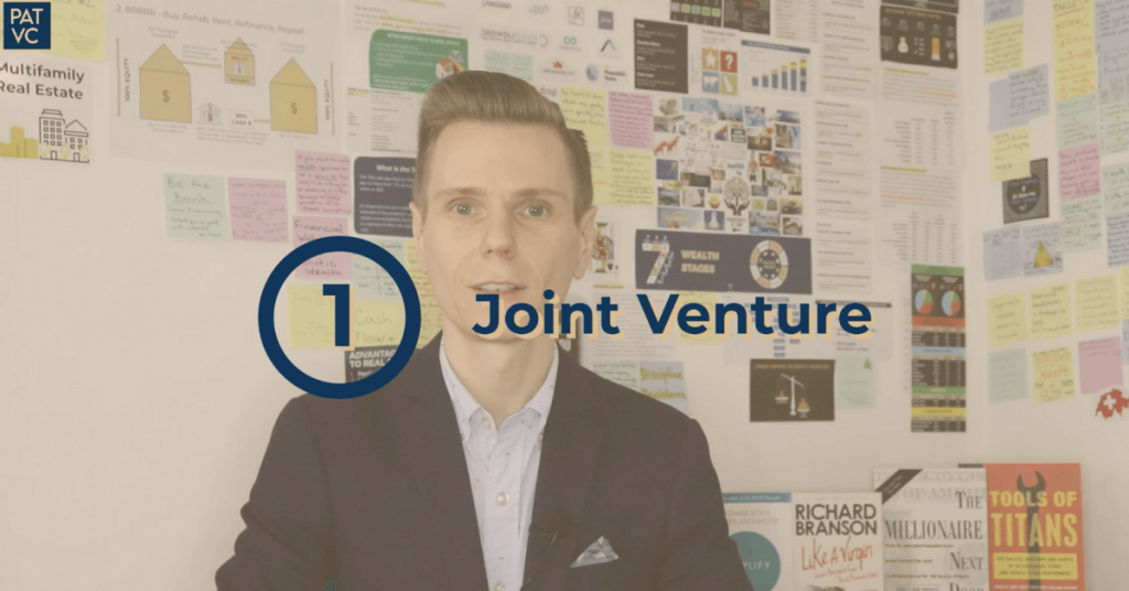 Pat VC - Joint Venture JV