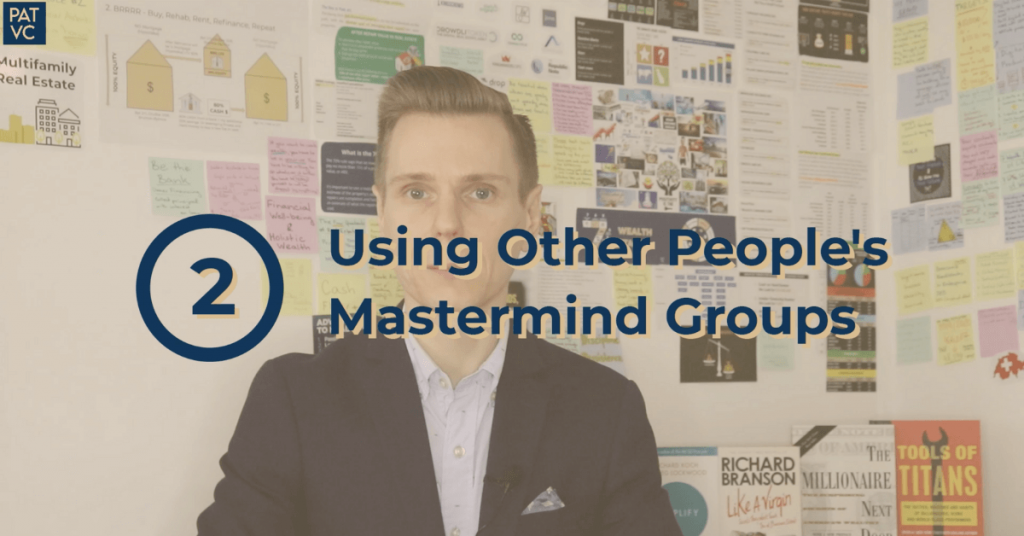 Using Other People's Mastermind Groups