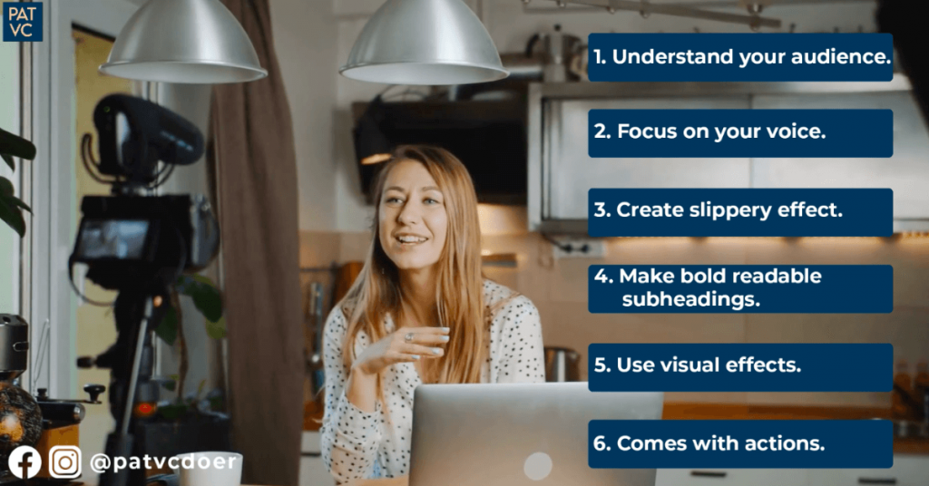 6 Tips How To Use Your Storytelling In a Blog Post