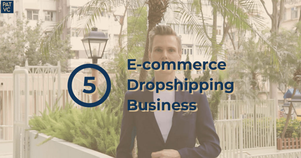 E-commerce Dropshipping Business