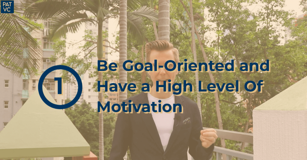Grant Cardone - Be Goal-Oriented and Have a High Level Of Motivation