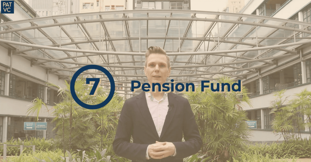 How To Save Money From Salary - Pension Fund