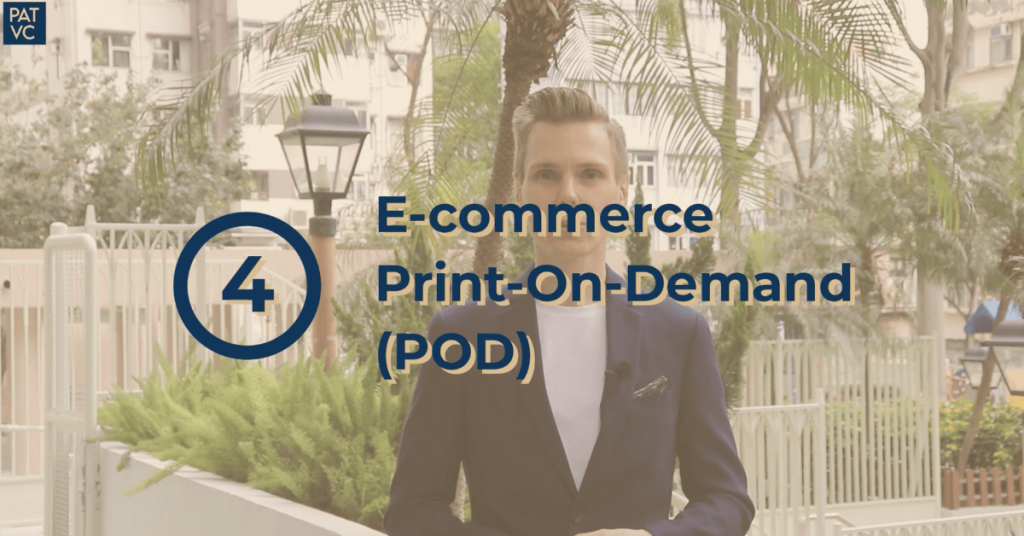 Small Online Business Ideas - E-commerce Print-On-Demand