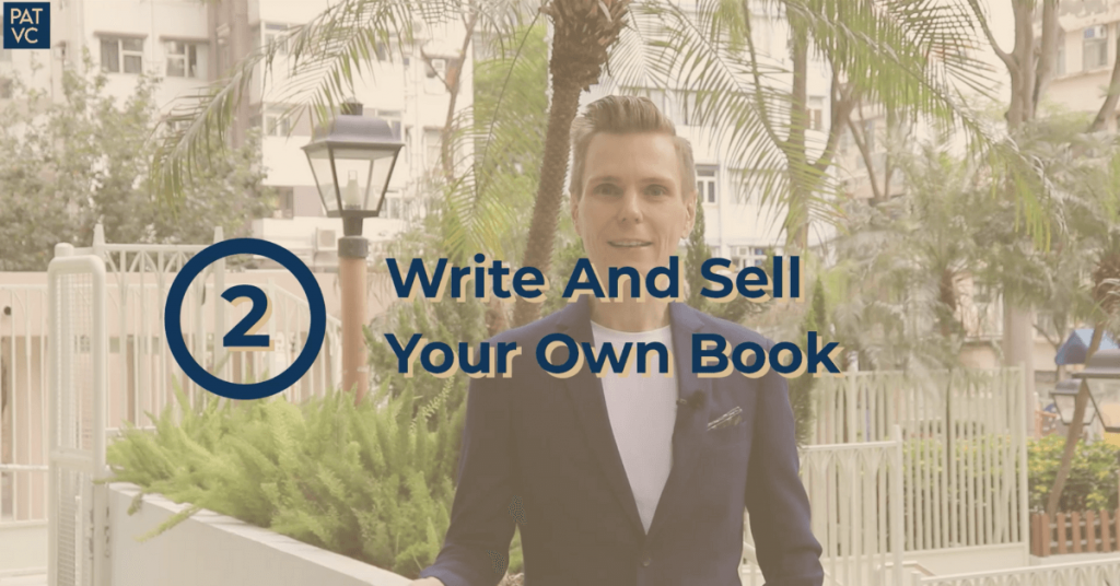 Small Online Business Ideas - Write And Sell Your Own Book