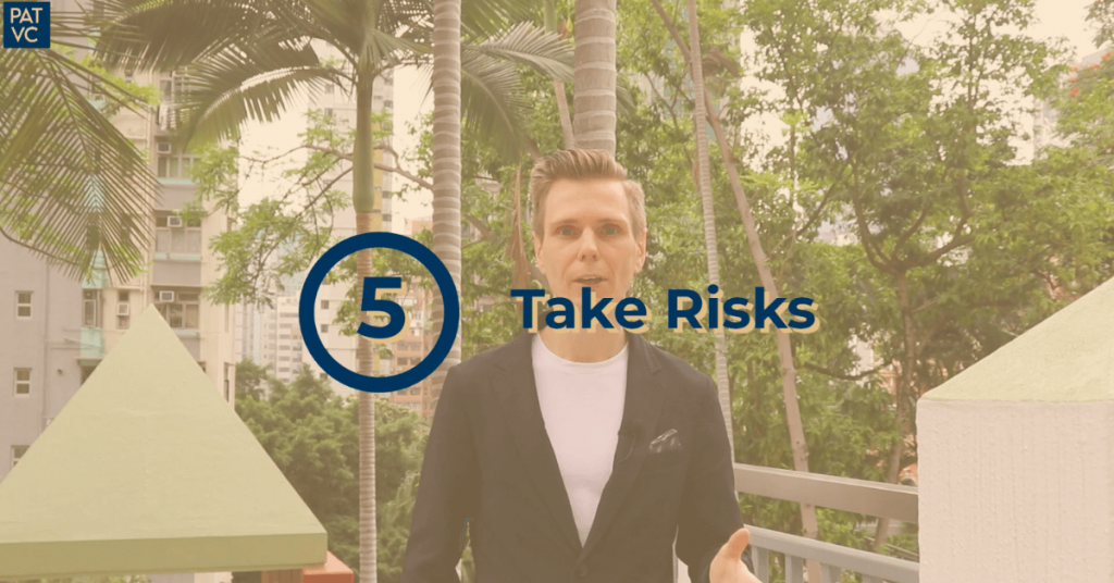 The 10X Rule - Take Risks